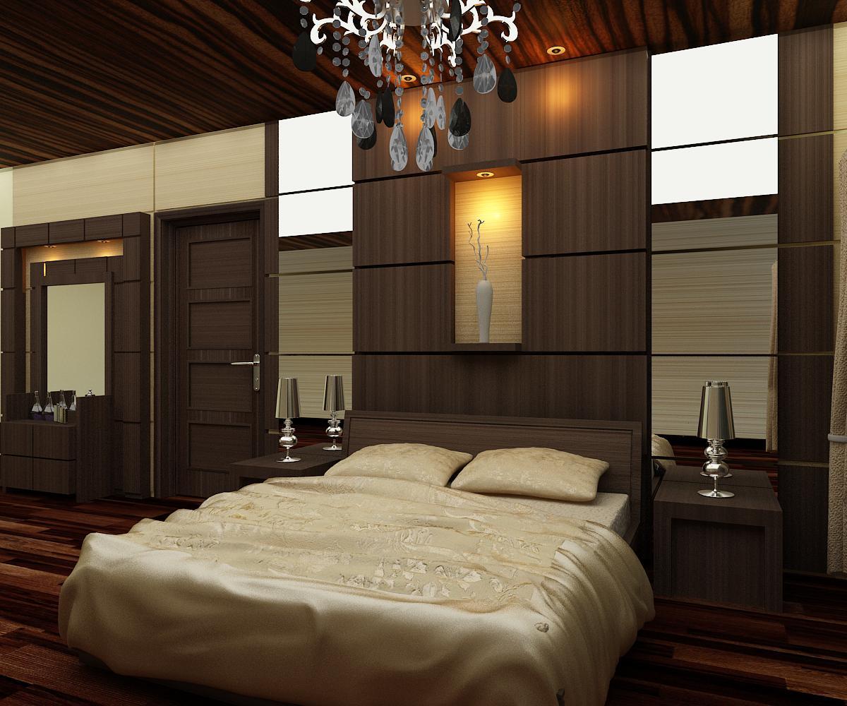 desain kamar tidur minimalis ukuran 4x6 | wallpaper dinding