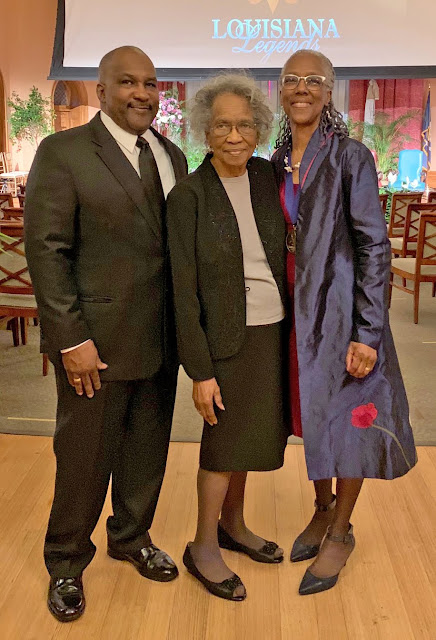 Editor and Author Denise Lewis Patrick honored as a 2019 Louisiana Public Broadcasting Legend