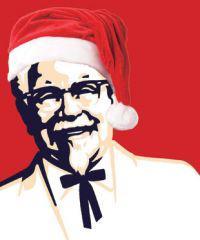 Feature: KFC Christmas World Wide | Brand Eating