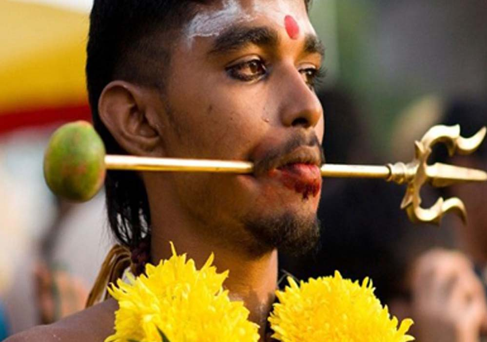 The Thaipuism Festival, India