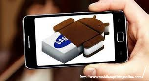 Android  operating system Ice cream sandwich
