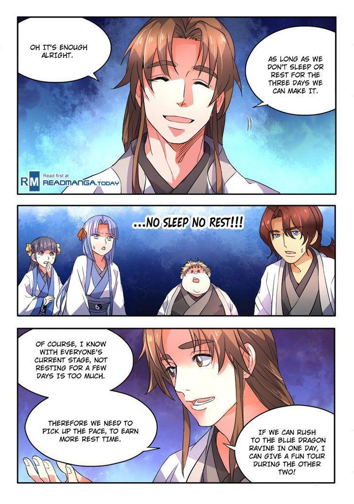 Spirit Blade Mountain - Chapter 42