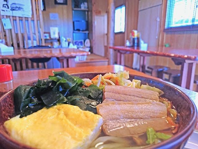 しっきり麺(野菜入り)の写真