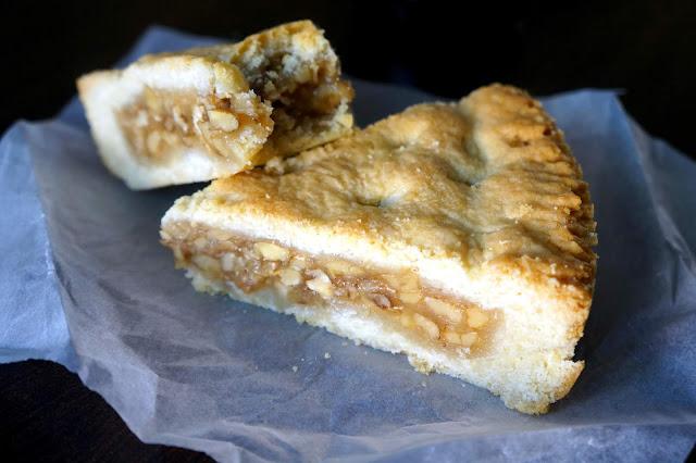 шотландский ореховый пирог