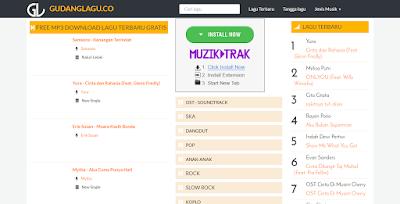 3 Situs Download Lagu MP3 Gratis Terbaik dan Terlengkap 12