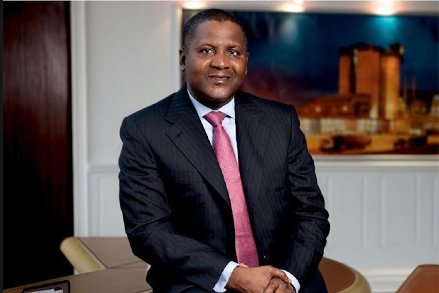 10 Great Facts About Africa's Richest Man, Aliko Danogte At 62