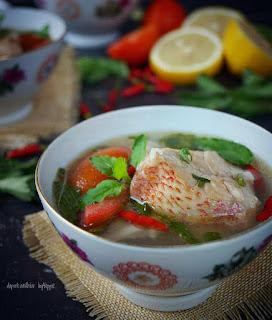Ide Resep Masak Sop Ikan Kakap