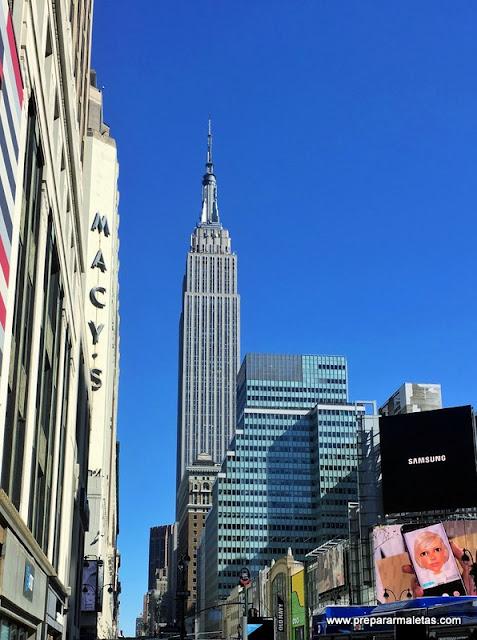 Vistas del Empire State Building