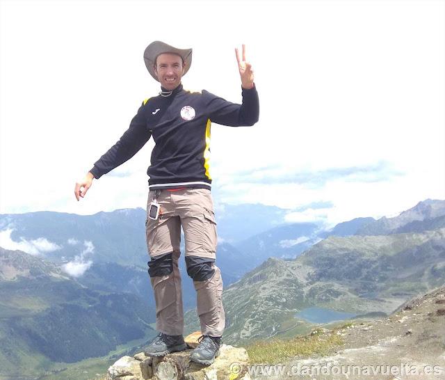 En el Tour del Mont Blanc, senderismo y trekking