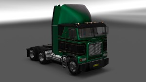Freightliner FLB Pure Vintage 2 skins