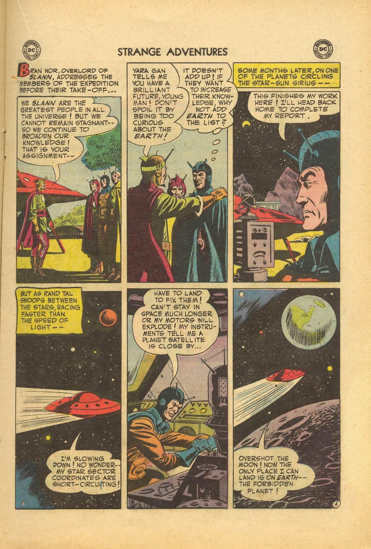 Strange Adventures (1950) issue 148 - Page 17