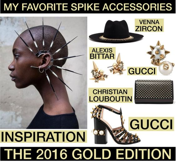My Favorite Spike Accessories - The 2016 Gold Edition www.toyastales.blogspot.com #ToyasTales