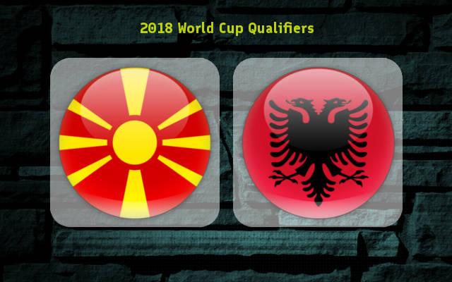Macedonia vs Albania Full Match & Highlights 05 September 2017