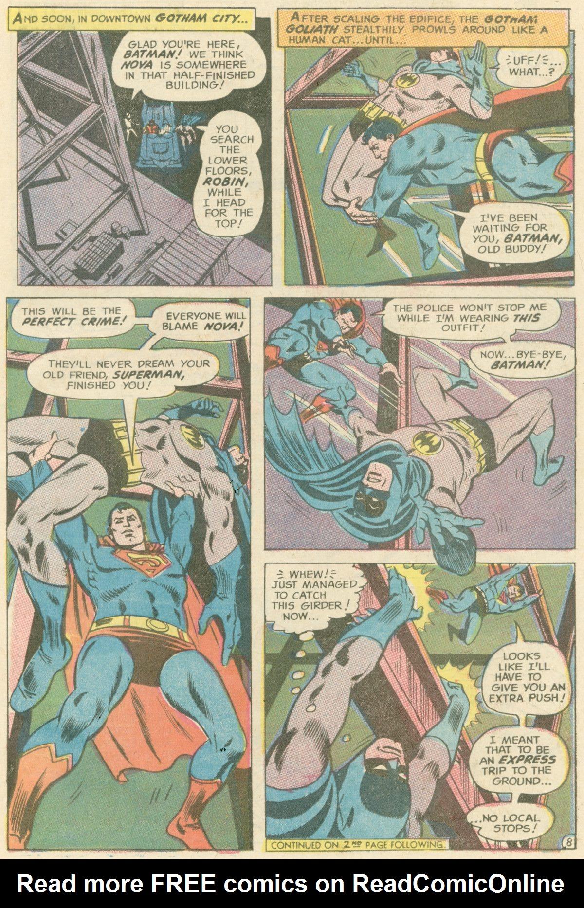 Read online World's Finest Comics comic -  Issue #180 - 11