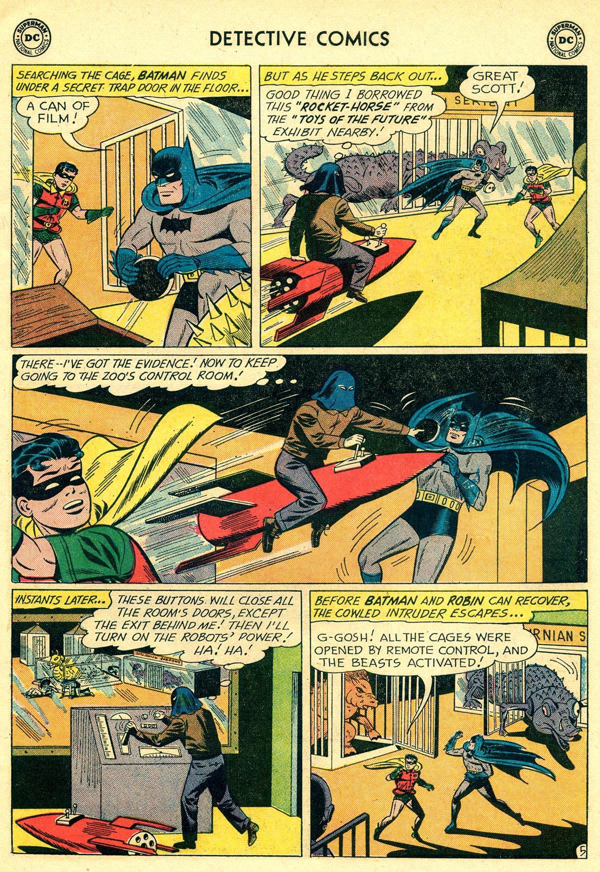Detective Comics (1937) 303 Page 6