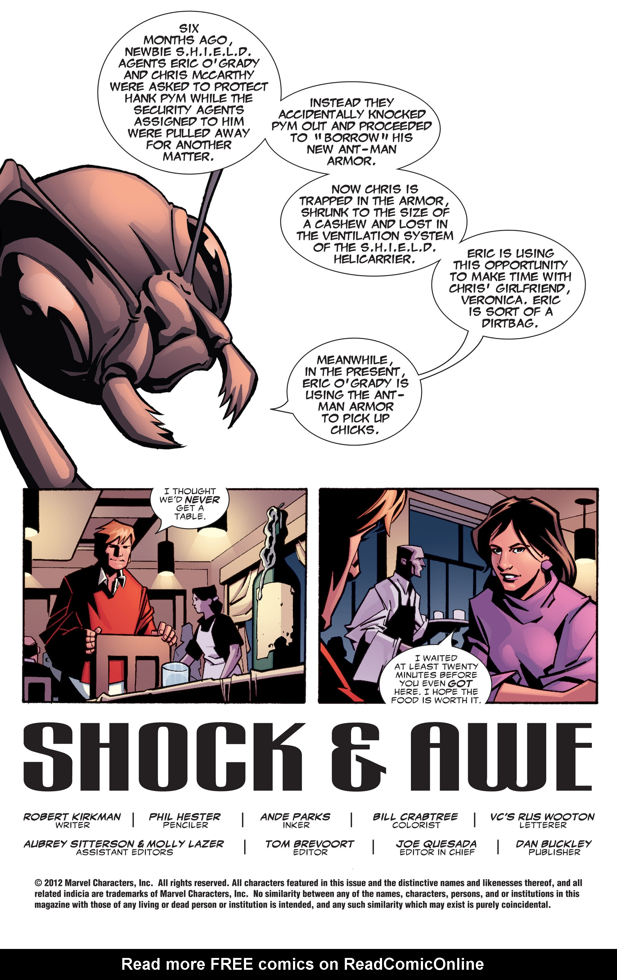 The Irredeemable Ant-Man Issue #2 #2 - English 2