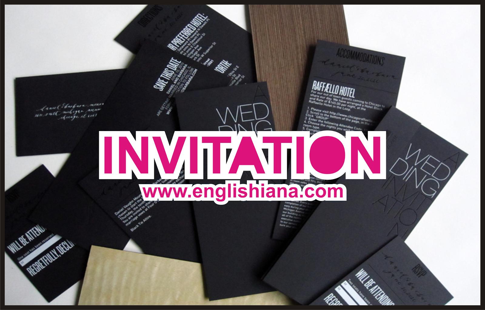 10 contoh undangan dalam bahasa inggris dan terjemahannya englishiana 10 contoh surat undangan dalam bahasa inggris dan terjemahannya stopboris Image collections