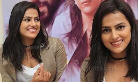 Richie girl Shraddha bold Srinath opens up with Galatta on career and life!