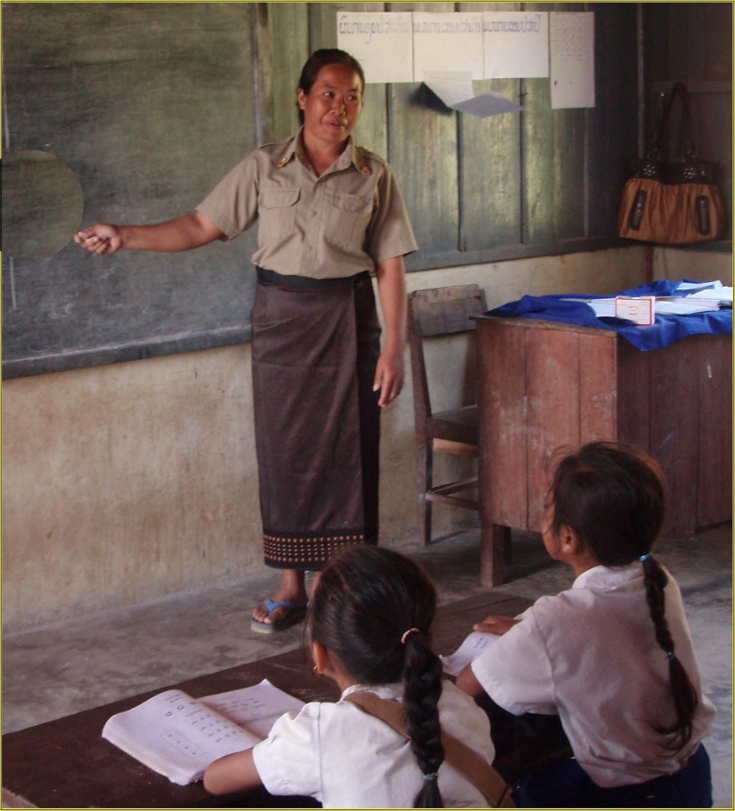 Menjadi Guru Positif, Guru Pembelajar atau Guru Profesional