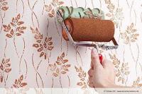 El mejor rodillo para pintar patrones