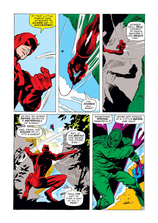 Daredevil (1964) 33 Page 12