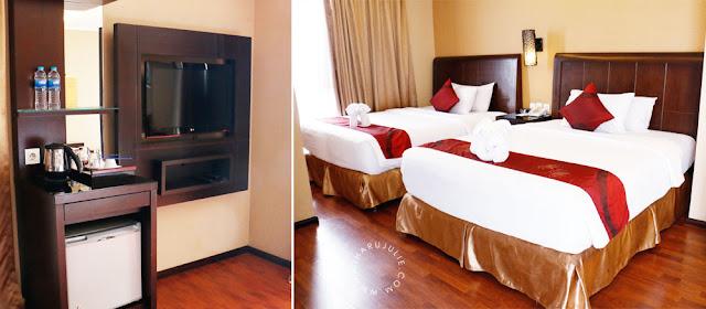 event blogger di best western hotel