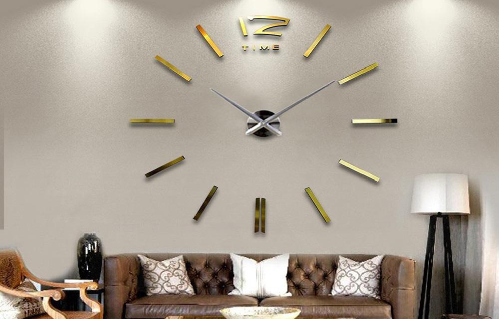 Orologio da parete da dettaglio a vero complemento d for Orologi arredamento design