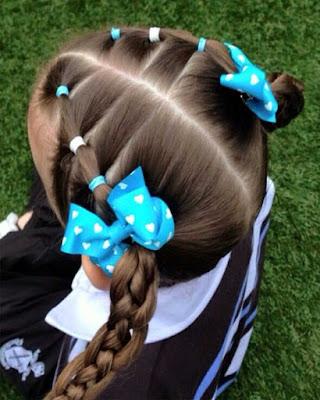 peinados para niñas faciles