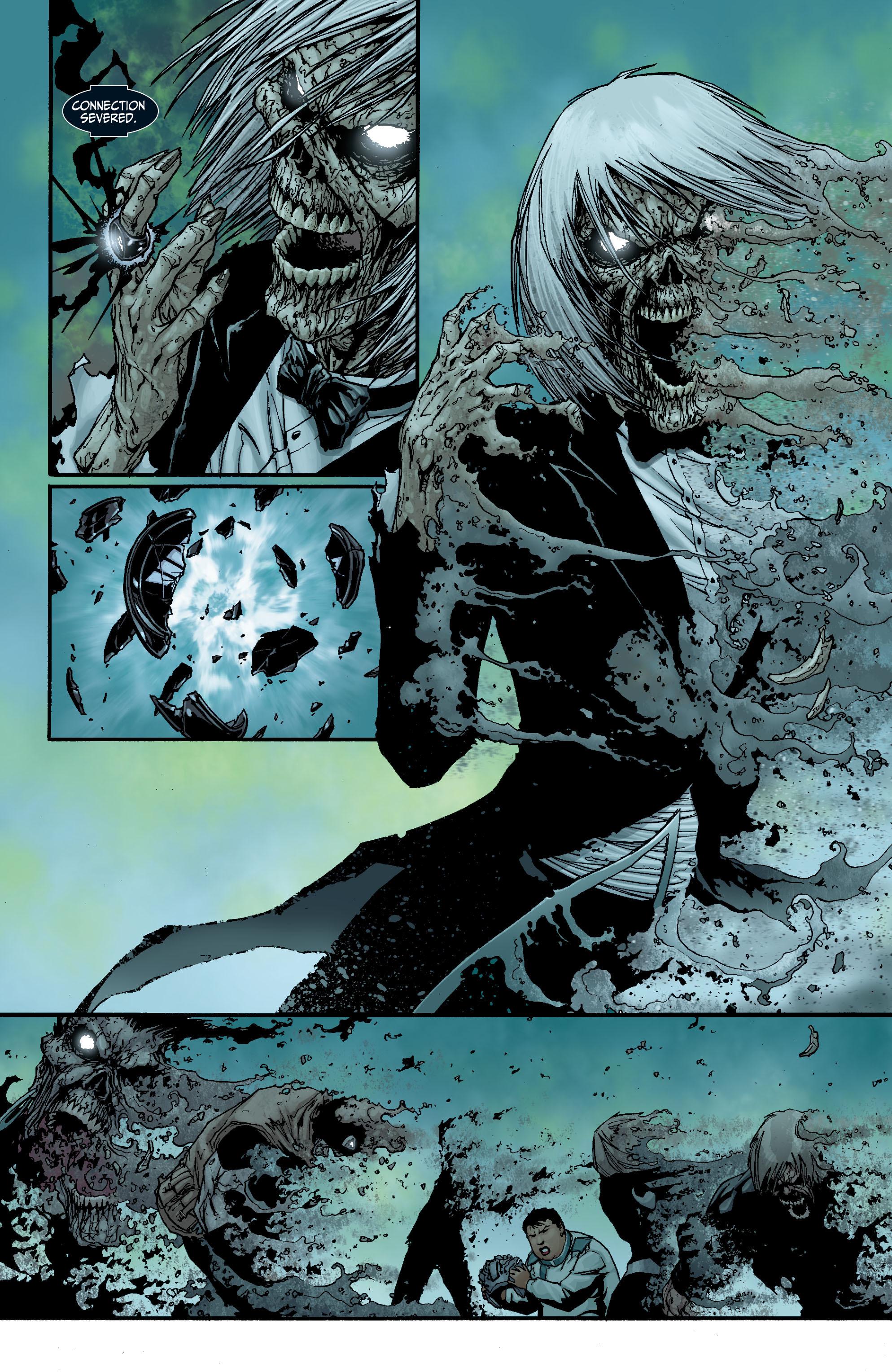 Read online Secret Six (2008) comic -  Issue #18 - 19