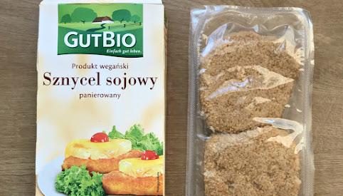 Sznycel sojowy, GutBio