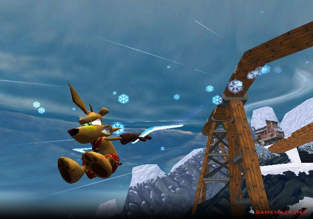 TY The Tasmanian Tiger Gameplay Screenshot 3
