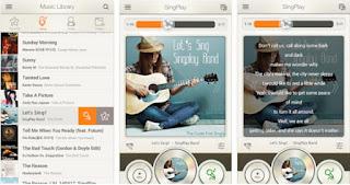 SingPlay: Perekam Karaoke MP3