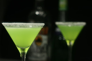 Verde pacharán