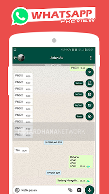 C-Whatsapp V2.19.52 (Beta) By Ciben Doank