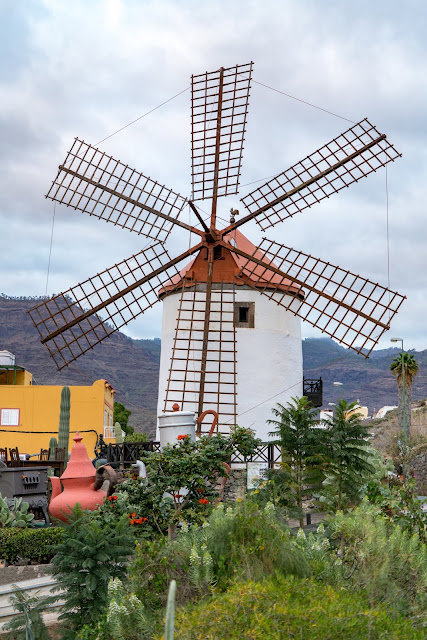 Die Top 30 Fotospots auf Gran Canaria  Strand, Natur und Sehenswürdigkeiten Gran-Canaria  Die besten Spots Gran Canaria - El Molino de Viento Mogán