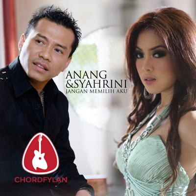 Lirik dan Chord Kunci Gitar Cinta Terakhir - Anang ft. Syahrini