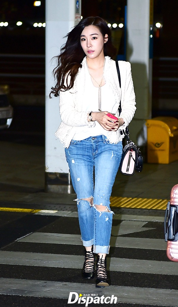 SNSD Tiffany is off to Hawaii for a pictorial - Wonderful ...