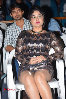 Actress Madhavi Latha Pictures in Short Dress at On Mona Birthday Premiere 0051