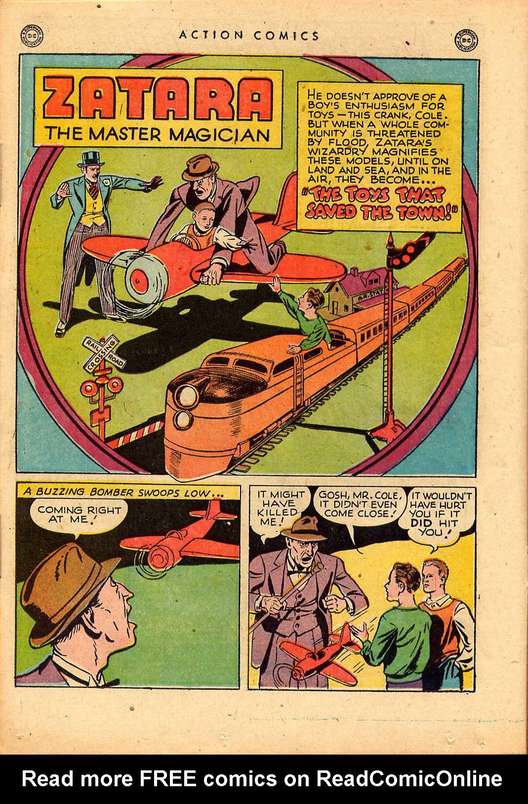 Action Comics (1938) 115 Page 22