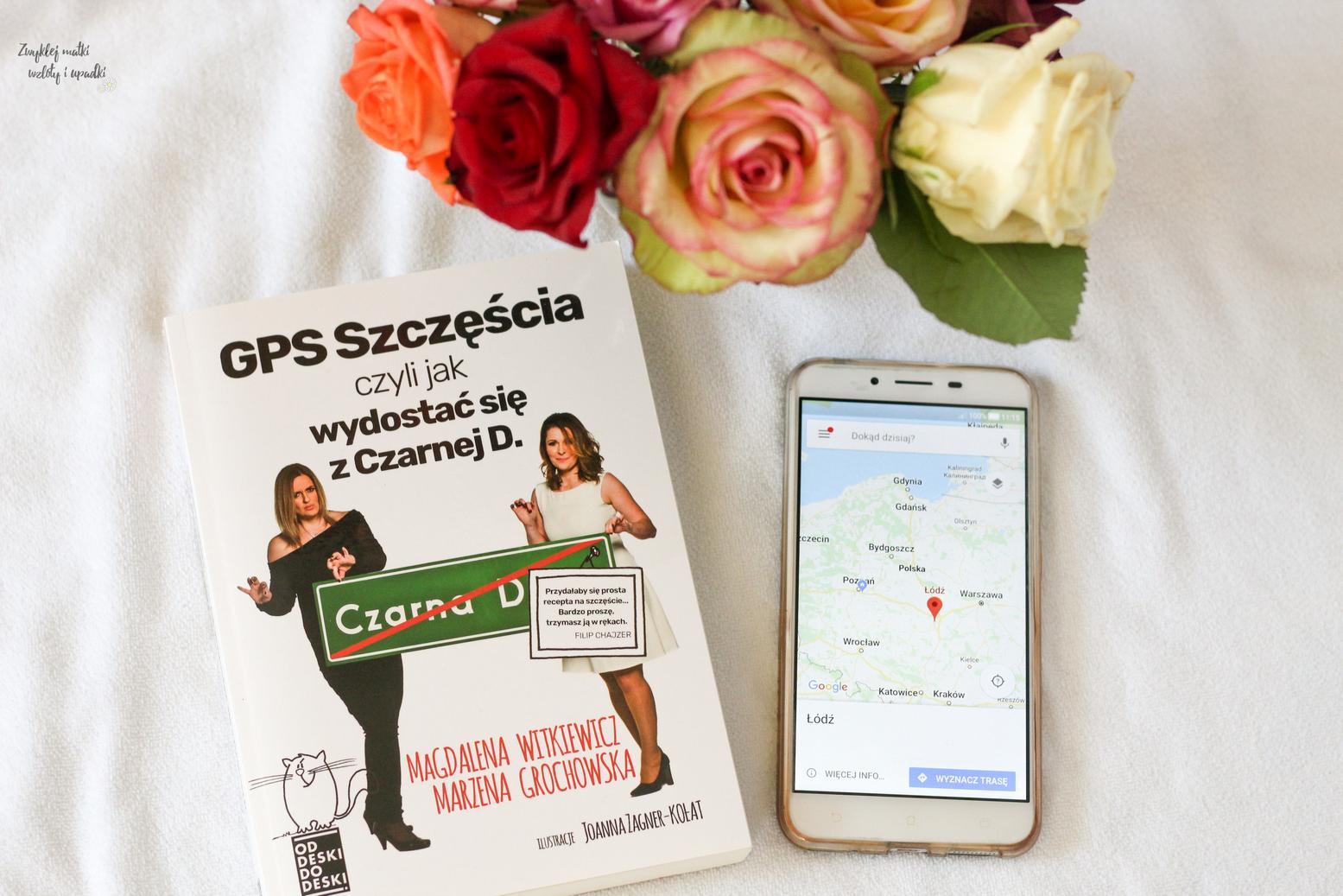 Jak być szczęśliwym, czyli GPS szczęścia