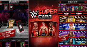 WWE Super Card Free Download for Android