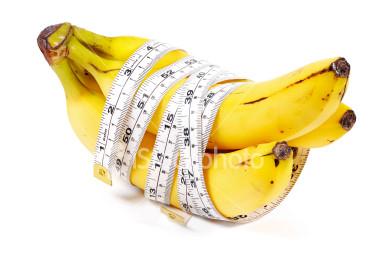ريجيم الموز لجسمٍ رشيقٍ