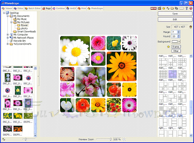 Free Download Photoscape 3.7 Latest Version