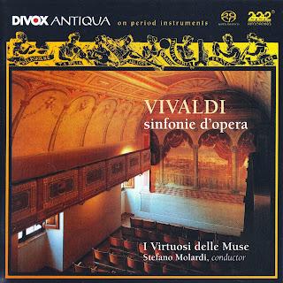 Antonio Vivaldi (1678-1741) - Sinfonie D'Opera