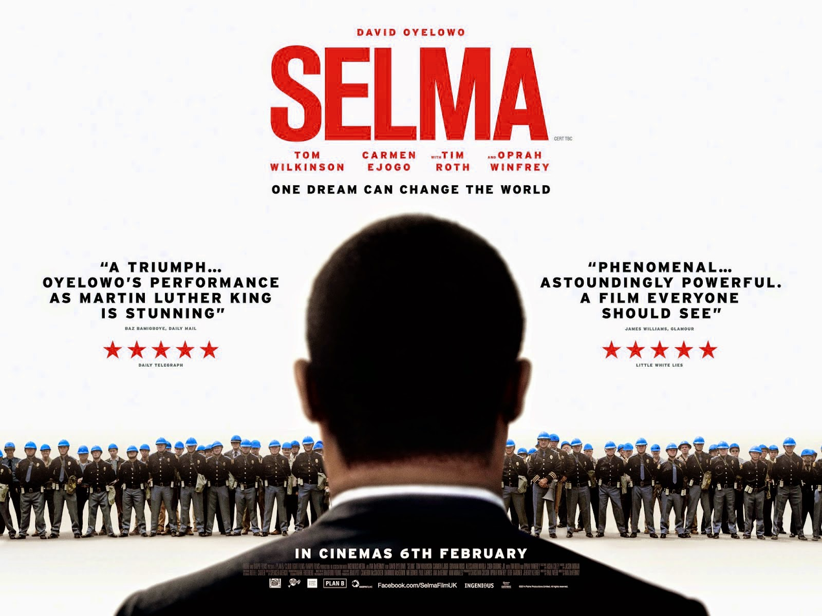 Martin Luther King Movie 2014