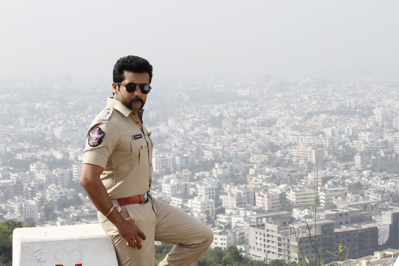 Suriya photos from Singam 3 movie-HQ-Photo-1