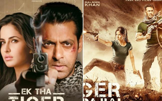 Tiger Jinda Hai Salman Khan