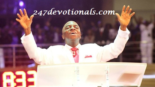 Unveiling the Mystery of Feet Washing - Bishop David Oyedepo