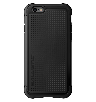 4. Ballistic Tough Jacket Series iPhone 6s Plus Case