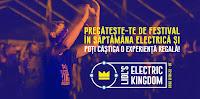 Castiga invitatii duble la festivalul Electric Castle